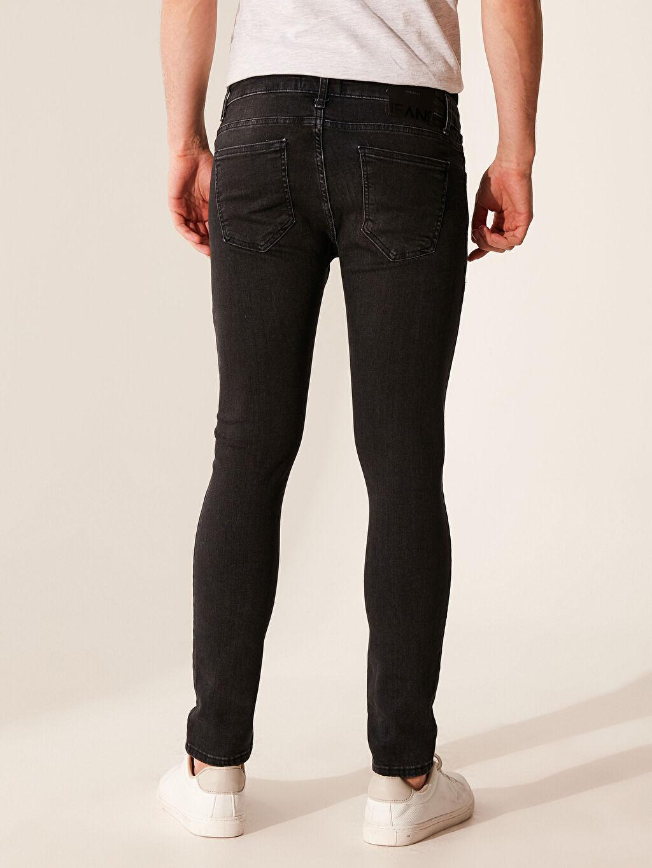 %89 Pamuk %8 Polyester %3 Elastan 760 Skinny Fit Jean Pantolon