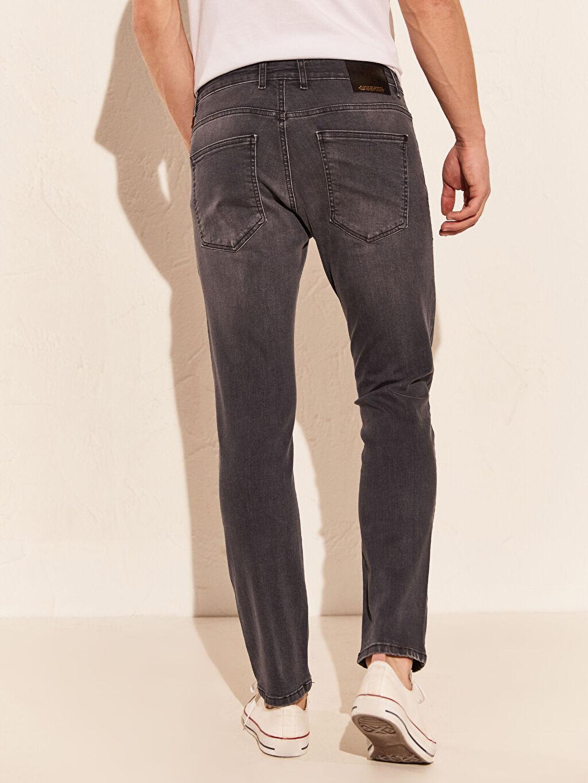 %85 Pamuk %13 Polyester %2 Elastan 750 Slim Fit Jean Pantolon
