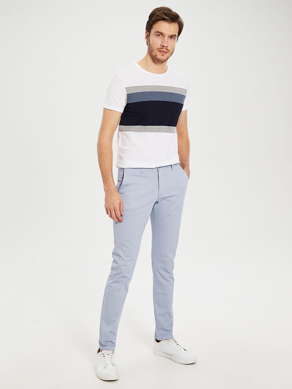 Mavi Slim Fit Bilek Boy Pantolon 0SB720Z8 LC Waikiki