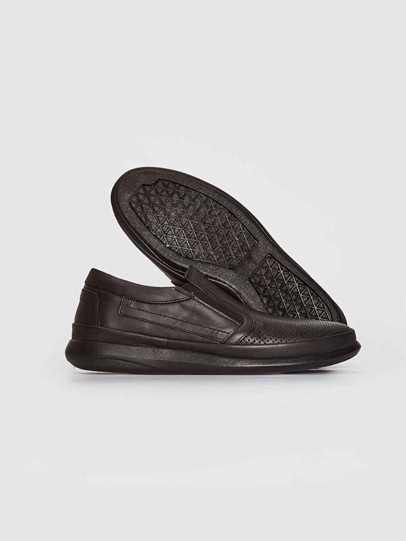 Erkek Erkek Hakiki Deri Klasik Konfor Ayakkabı