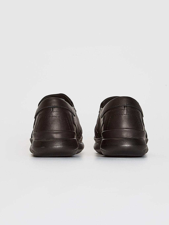 Erkek Hakiki Deri Klasik Konfor Ayakkabı