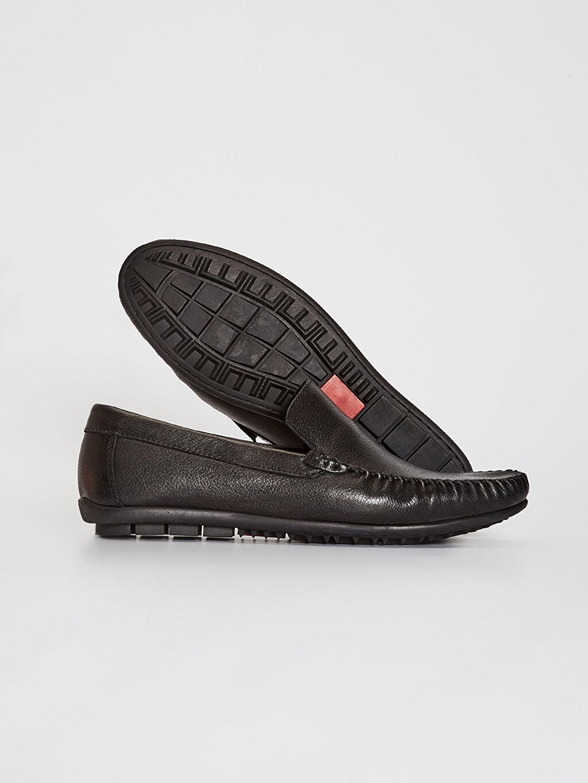 Erkek Erkek Hakiki Deri Loafer Ayakkabı