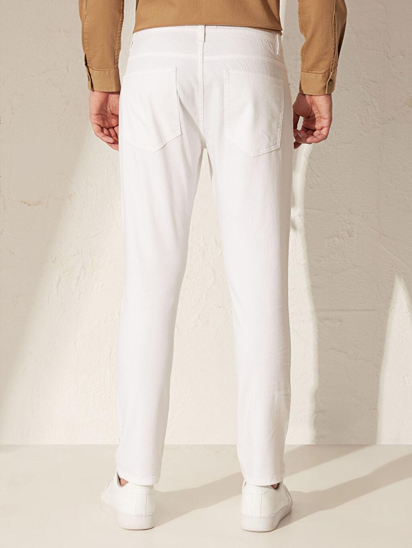 %97 Pamuk %3 Elastan 760 Skinny Fit Jean Pantolon