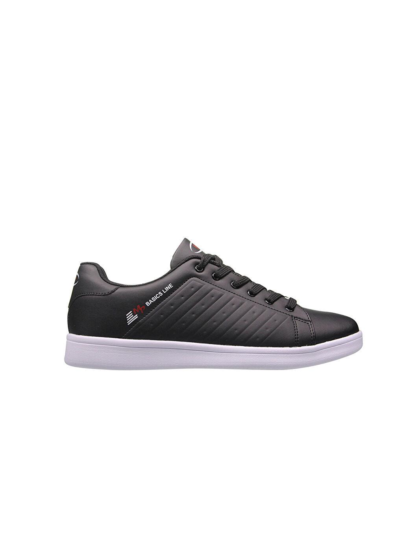 Siyah Mp Erkek Bağcıklı Spor Ayakkabı 0SAJ87Z8 LC Waikiki