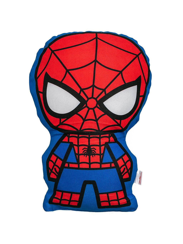 Spiderman Lisanslı Dolgulu Kırlent