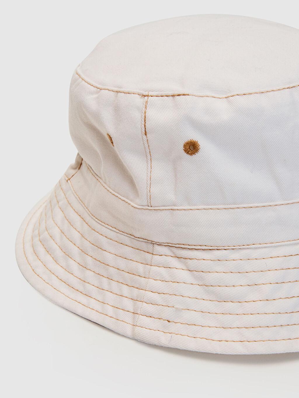 %100 Pamuk %100 Pamuk  Gabardin Bucket Şapka