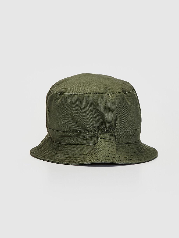 %100 Pamuk %100 Pamuk Gabardin Şapka Bucket Gabardin Bucket Şapka