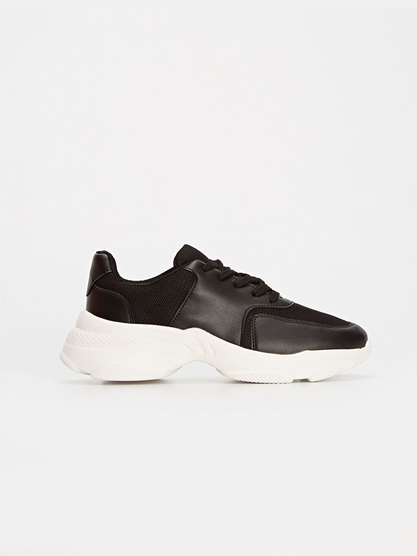 Siyah Ayakkabı 0S3618Z8 LC Waikiki