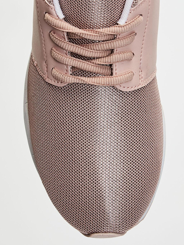 Pembe Kadın Air Taban Günlük Spor Ayakkabı