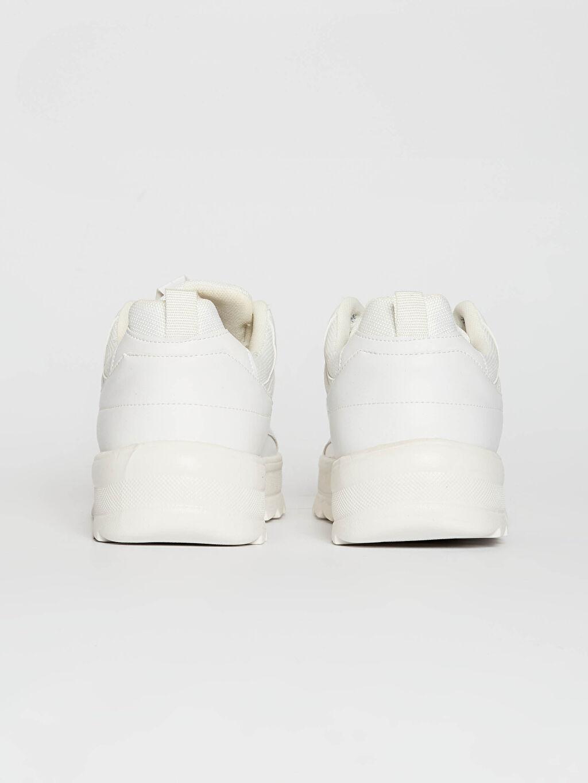 Kadın Kalın Taban Günlük Ayakkabı