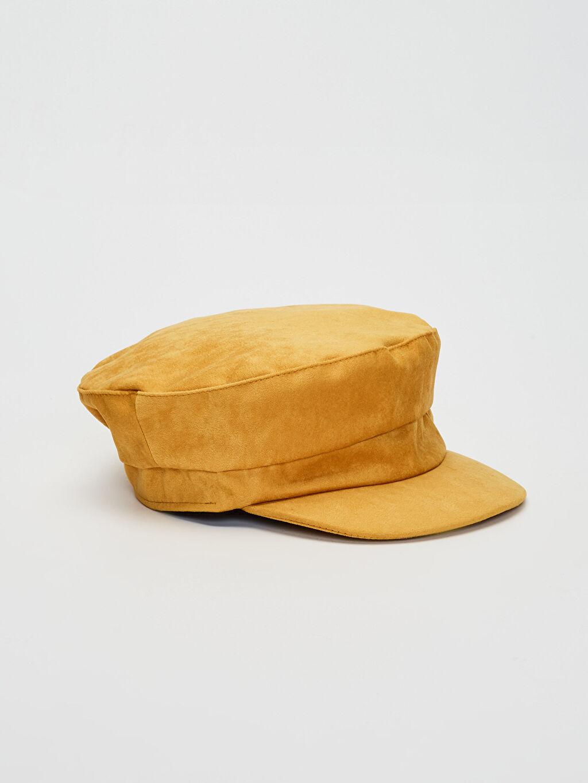 Sarı Şapka 0SJ913Z8 LC Waikiki