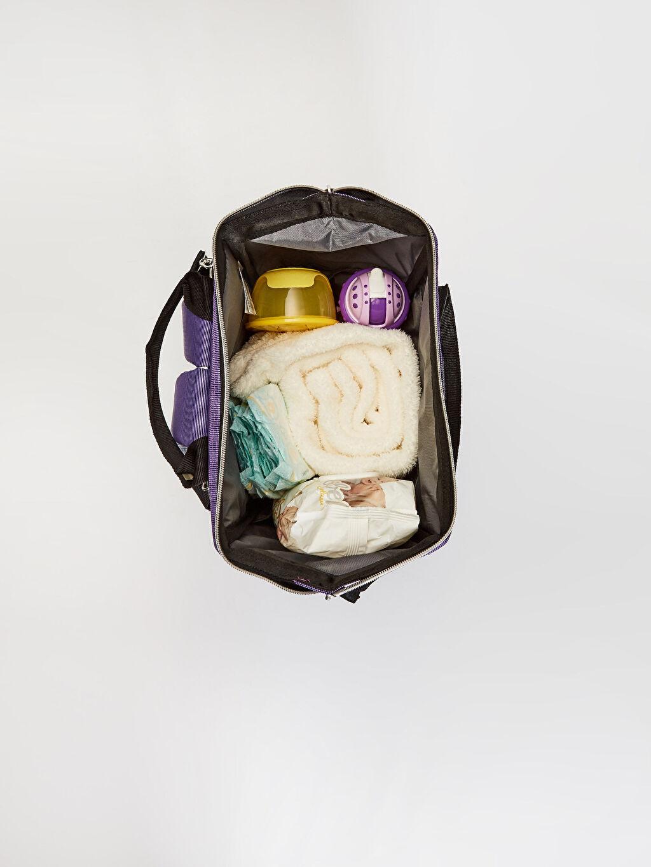 %100 Polyester Bebek Bakım Çantası