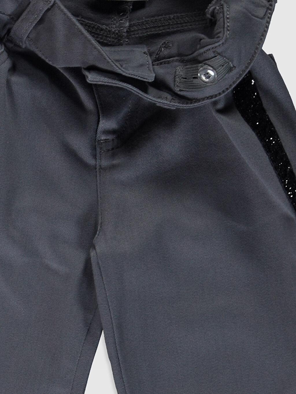Kız Çocuk Kız Çocuk Slim Pantolon
