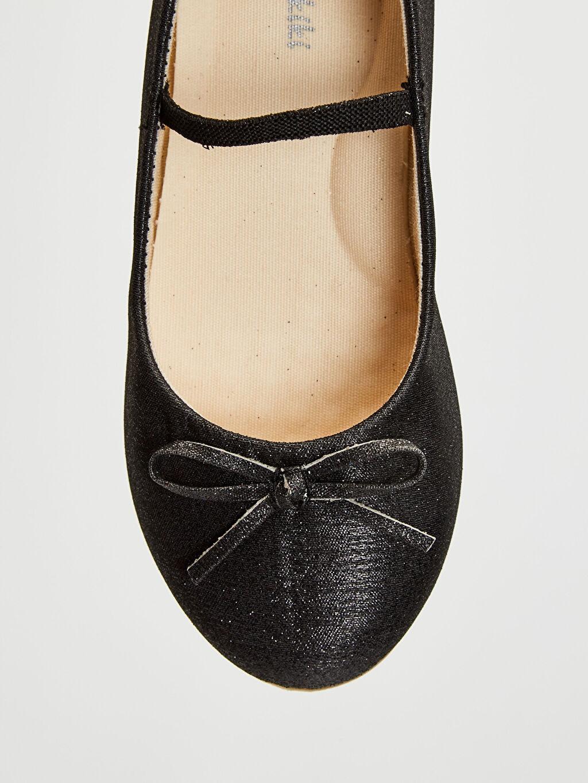 LC Waikiki Siyah Kız Çocuk 25-30 Numara Babet Ayakkabı