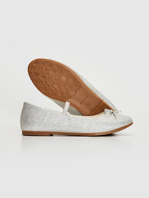 Kız Çocuk Kız Çocuk 31-36 Numara Babet Ayakkabı
