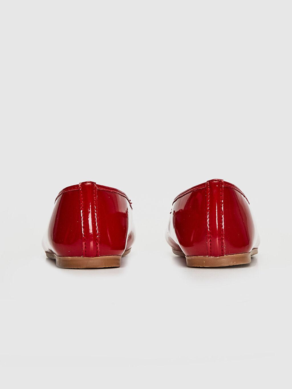 Kız Çocuk 25-30 Numara Babet Ayakkabı