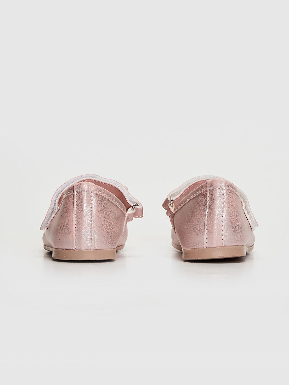 Kız Çocuk 31-36 Numara Babet Ayakkabı