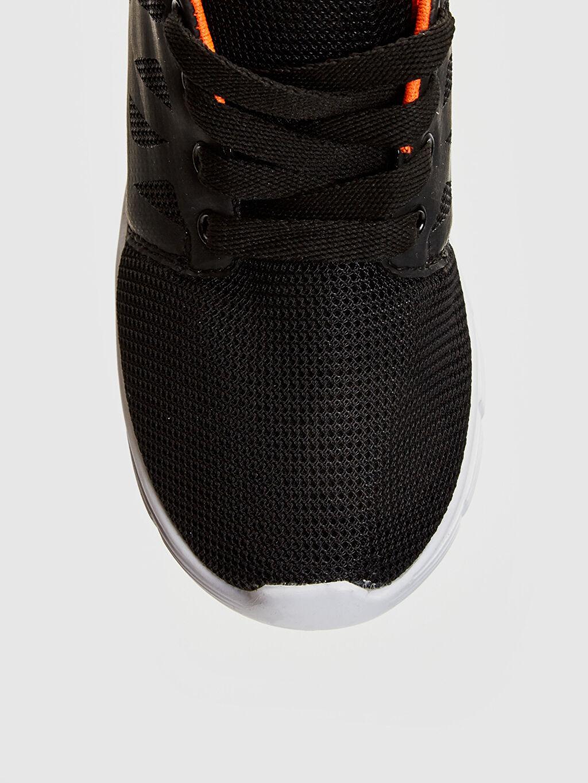 Siyah Kız Çocuk 25-31 Numara Aktif Spor Ayakkabı
