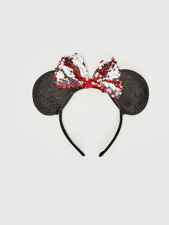 Kırmızı Kız Çocuk Minnie Mouse Taç 0S5521Z4 LC Waikiki