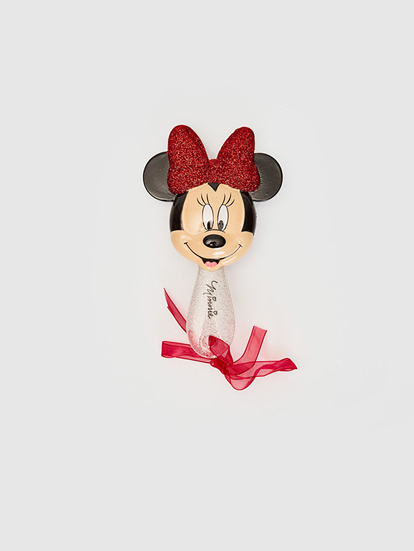 Çok Renkli Kız Çocuk Minnie Mouse Saç Tarağı 0S5542Z4 LC Waikiki