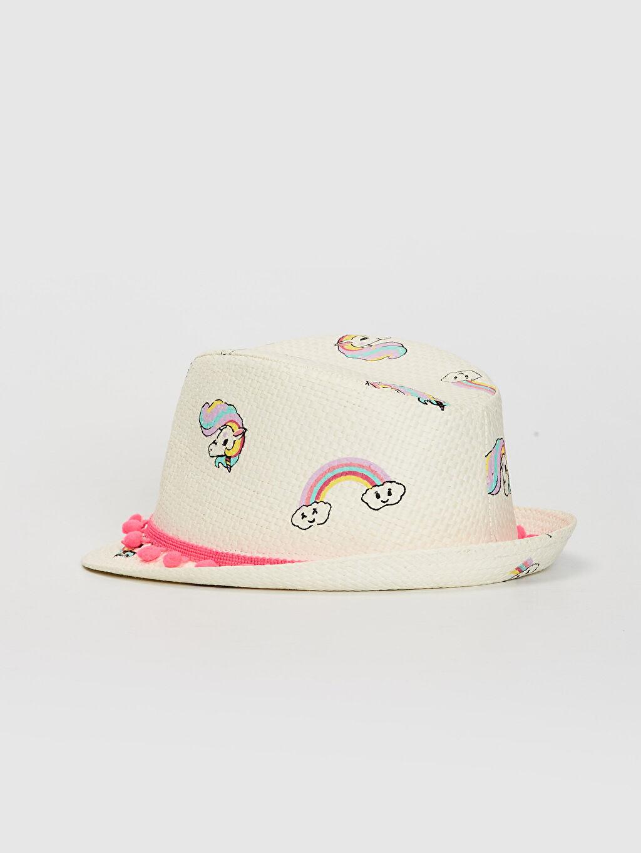 Kız Çocuk Kız Çocuk Hasır Şapka