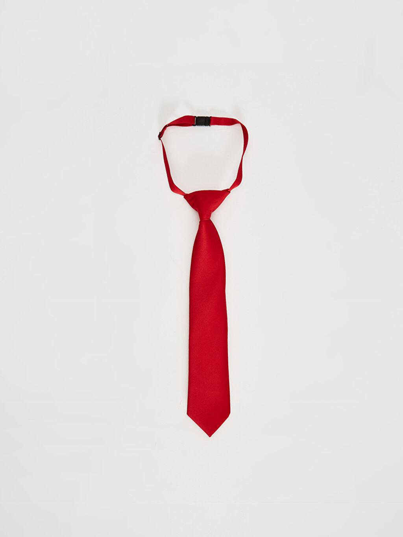 Kırmızı Erkek Çocuk Kravat 0S6545Z4 LC Waikiki