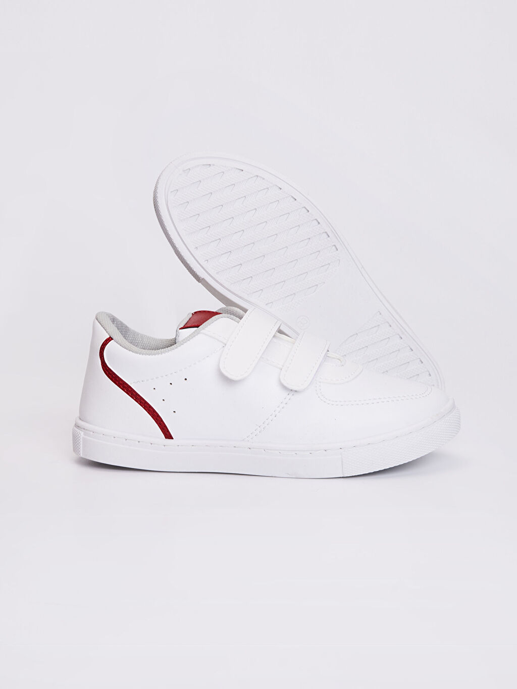 Erkek Çocuk Erkek Çocuk 31-38 Numara Cırt Cırtlı Sneaker