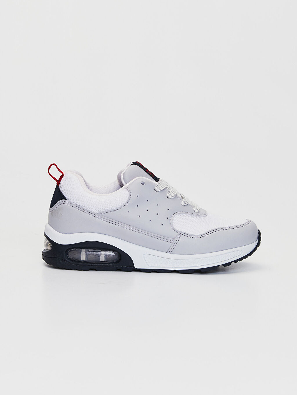 Gri Erkek Çocuk Air Taban Günlük Spor Ayakkabı 0S7040Z4 LC Waikiki
