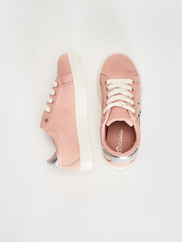 %0 Diğer malzeme (pvc)  Kız Çocuk Günlük Ayakkabı