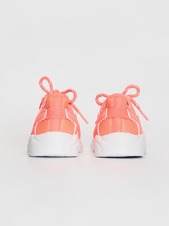 Kız Çocuk Bağcıklı Günlük Spor Ayakkabı