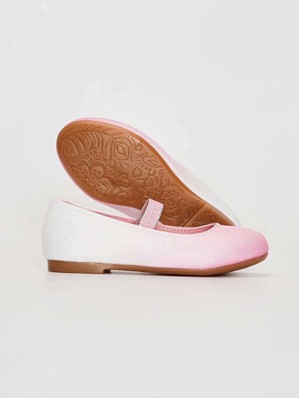 Kız Çocuk Kız Çocuk Minnie Mouse Babet Ayakkabı