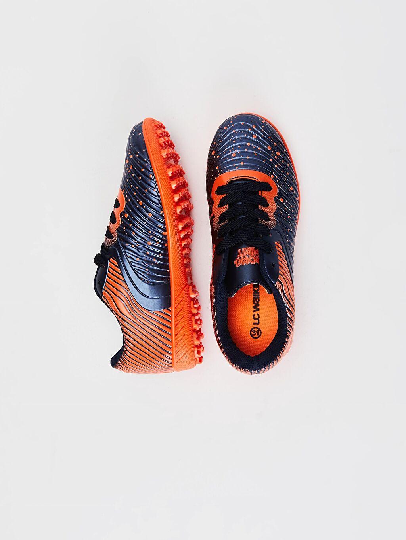 Diğer malzeme (pvc)  Erkek Çocuk Halı Saha Ayakkabısı