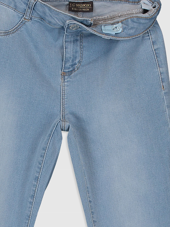 Kız Çocuk Kız Çocuk Skinny Jean Pantolon