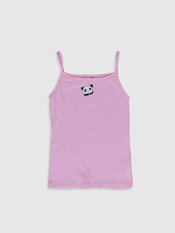 Kız Çocuk Kız Çocuk Pamuklu Atlet 2'li