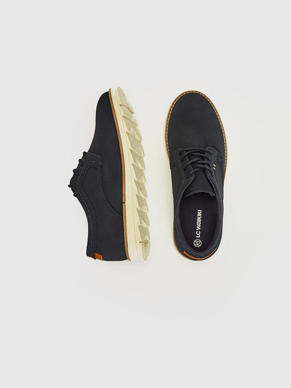 Diğer malzeme (pvc) Bağcık Işıksız Klasik Ayakkabı Erkek Çocuk Klasik Ayakkabı