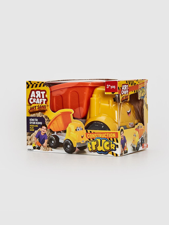 Çok Renkli Art Craft Kinetik Oyun Kumlu Oyuncak Kamyon Seti 0SJ785Z4 LC Waikiki