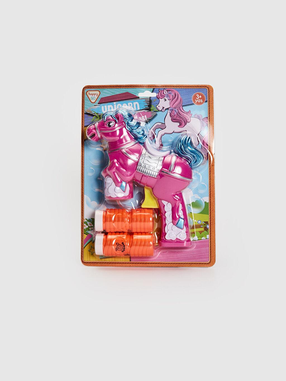 Çok Renkli Oyuncak Baloncuk Tabancası 0SK533Z4 LC Waikiki