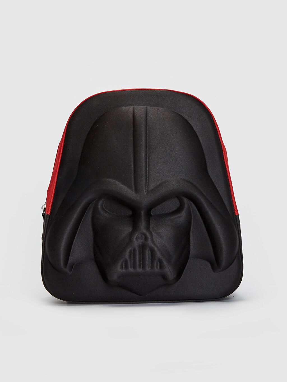 Siyah Erkek Çocuk Darth Vader Sırt Çantası 0SM784Z4 LC Waikiki