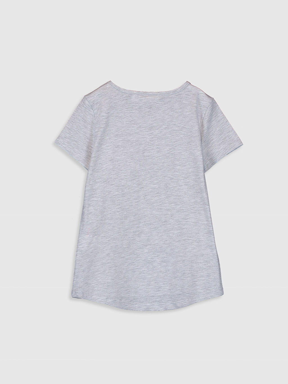 %68 Pamuk %32 Polyester İnce Süprem Standart Baskılı Tişört Bisiklet Yaka Kısa Kol Kız Çocuk Harry Potter Baskılı Tişört