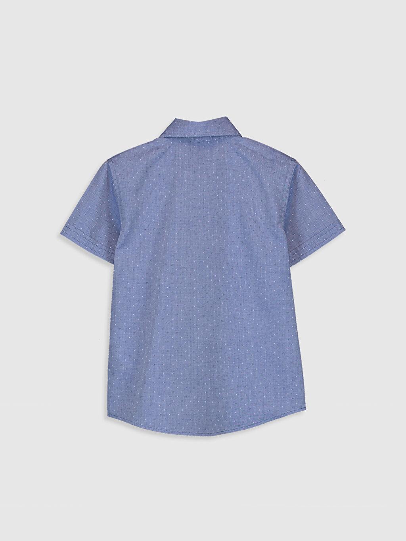 Erkek Çocuk Erkek Çocuk Armürlü Gömlek ve Papyon