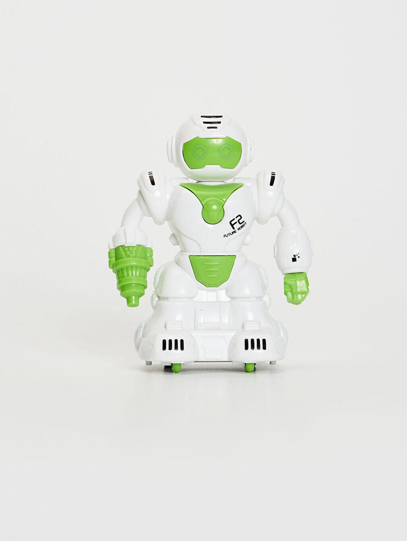 Plastik Oyuncak Oyuncak Mini Robot