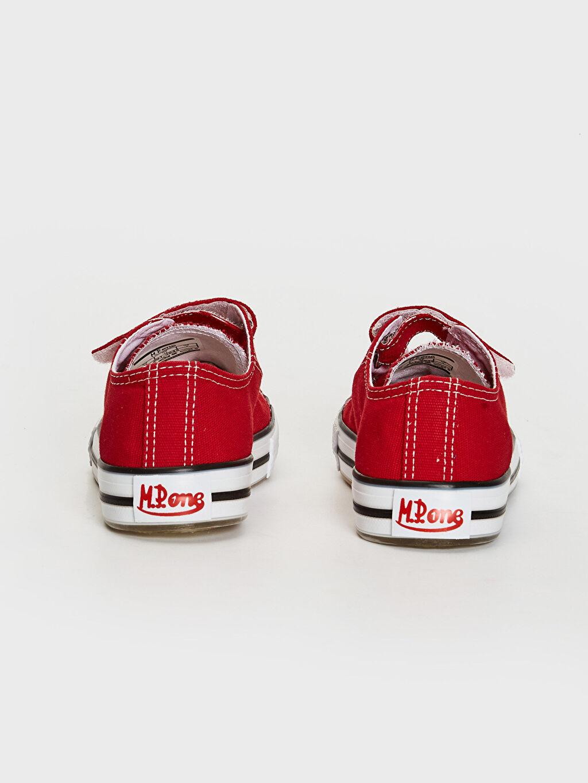 MP ONE Kız Çocuk Cırt Cırtlı Spor Ayakkabı