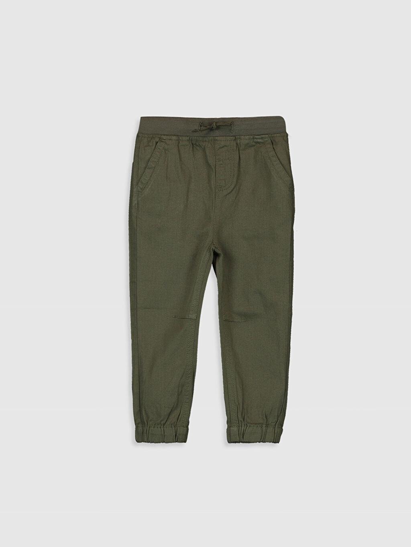 Haki Erkek Bebek Jogger Pantolon 0S1075Z1 LC Waikiki