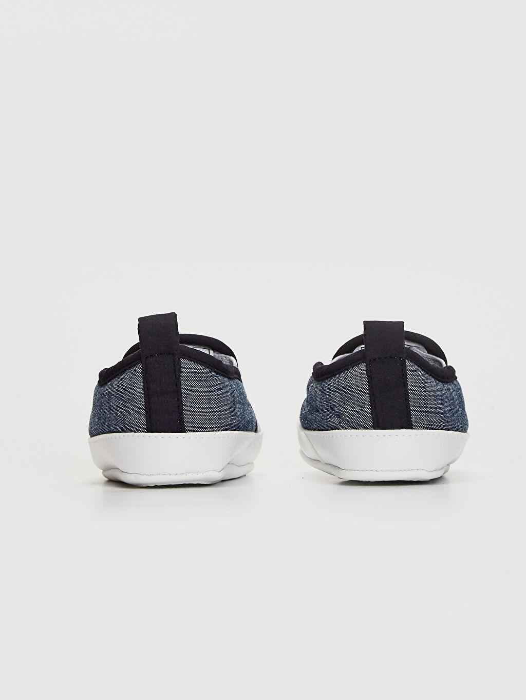 Erkek Bebek Bez Günlük Spor Ayakkabı
