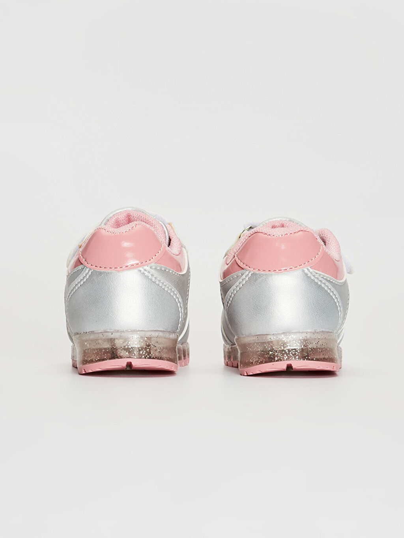 Kız Bebek Işıklı Günlük Ayakkabı