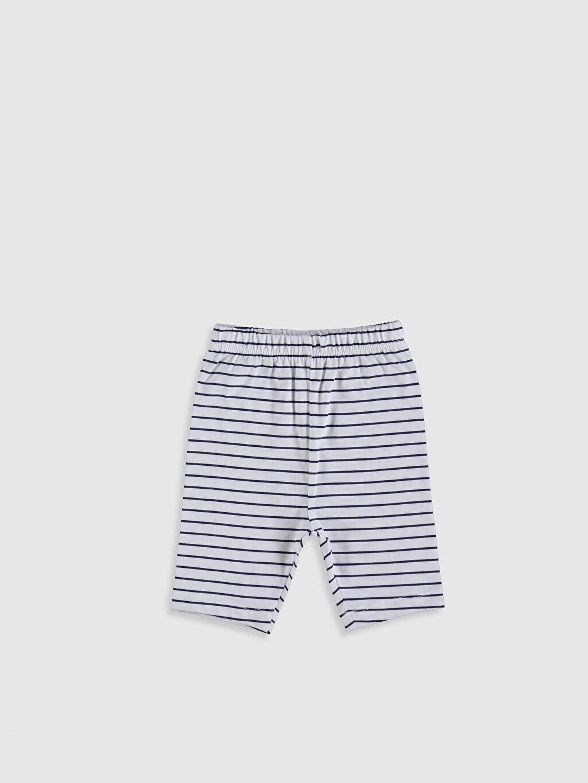 Erkek Bebek Baskılı Pijama Takımı