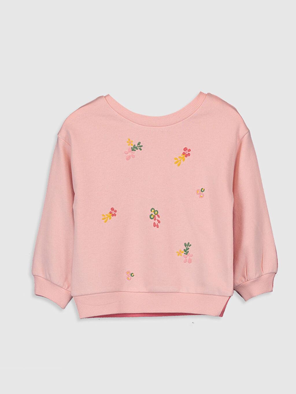 Kız Bebek Kız Bebek Sweatshirt