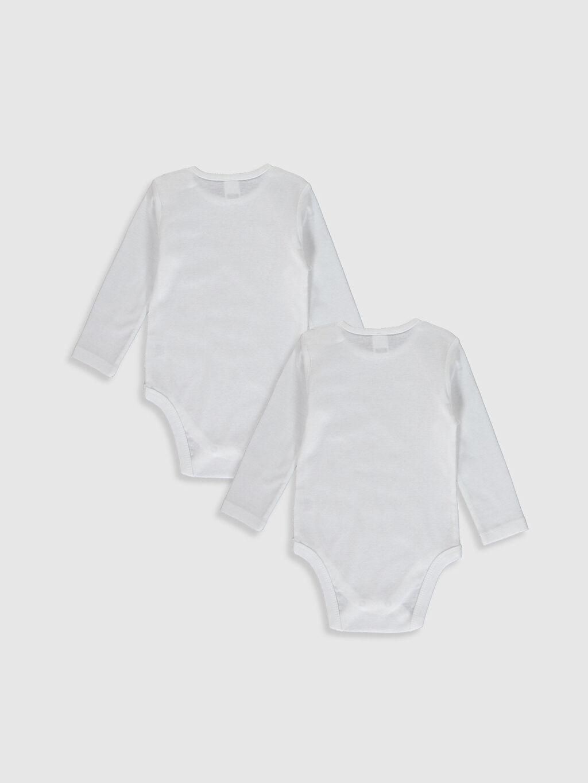 Kız Bebek Kız Bebek Pamuklu Çıtçıtlı Body 2'li