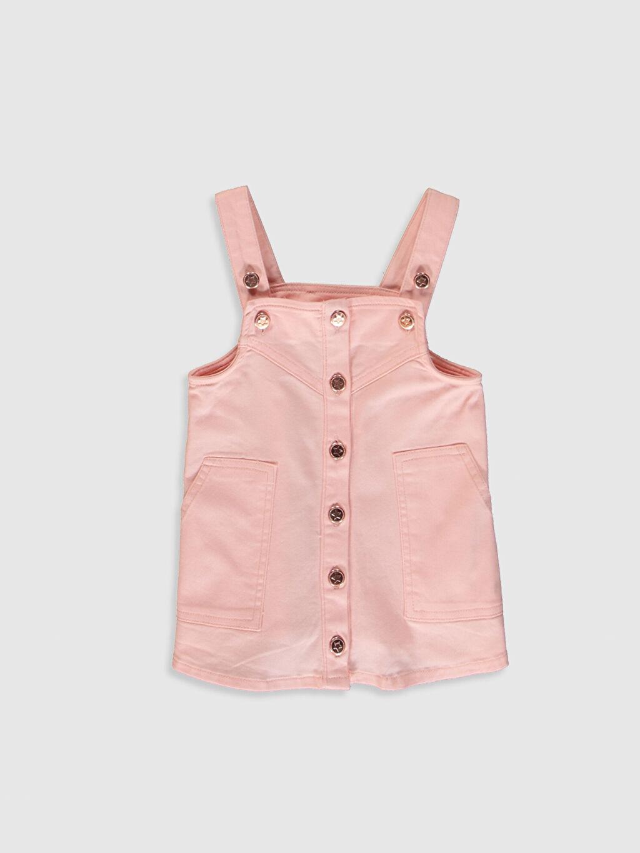 Pembe Kız Bebek Elbise 0SJ866Z1 LC Waikiki