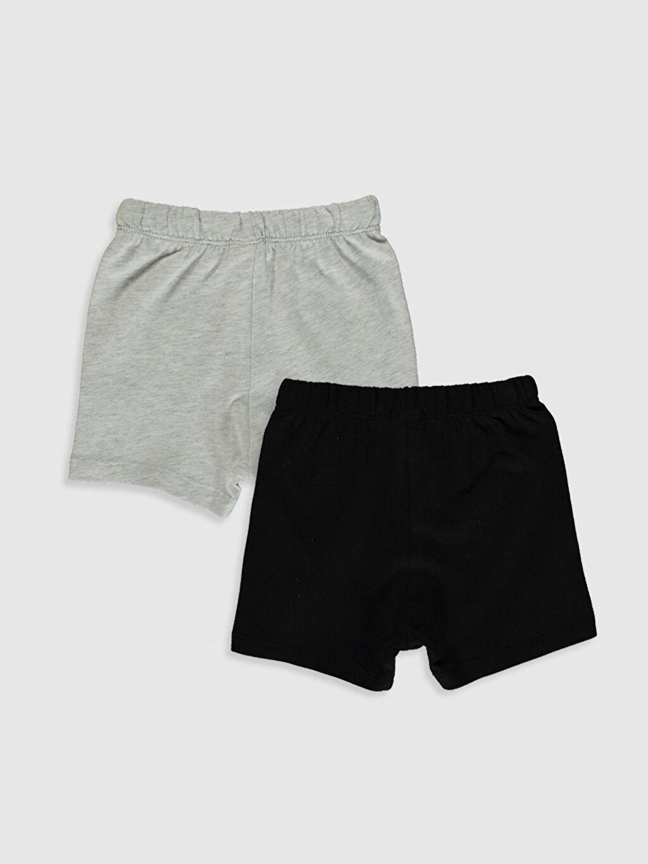 %100 Pamuk %100 Pamuk Standart Pijama Alt Süprem Siyah Takım